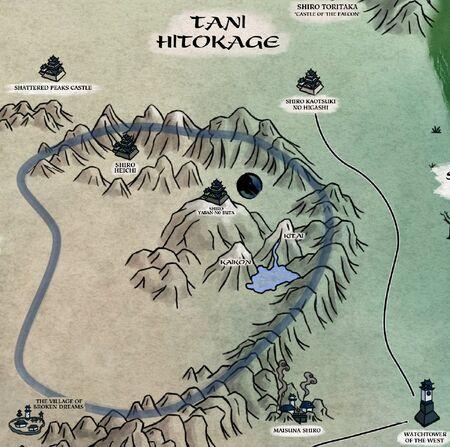 Boar lands