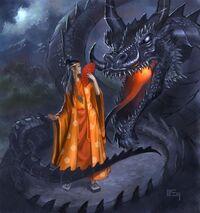 Obsidian Dragon 2