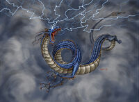 Dragon of Thunder