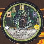 Naga Abomination-Diskwars