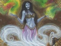 Jinn of Eternal Beauty