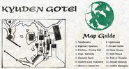 Kyuden Gotei Map Guide
