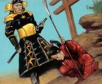 Miyako swears fealty to Tsudao