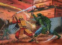 Duel at Kyuden Isawa