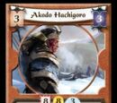 Akodo Hachigoro/card