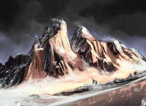 Mountains of Exile