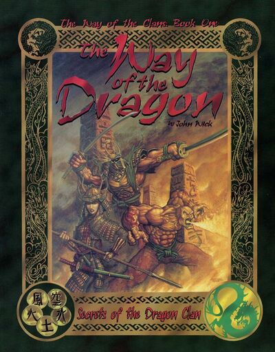 Way of the Dragon (RPG)