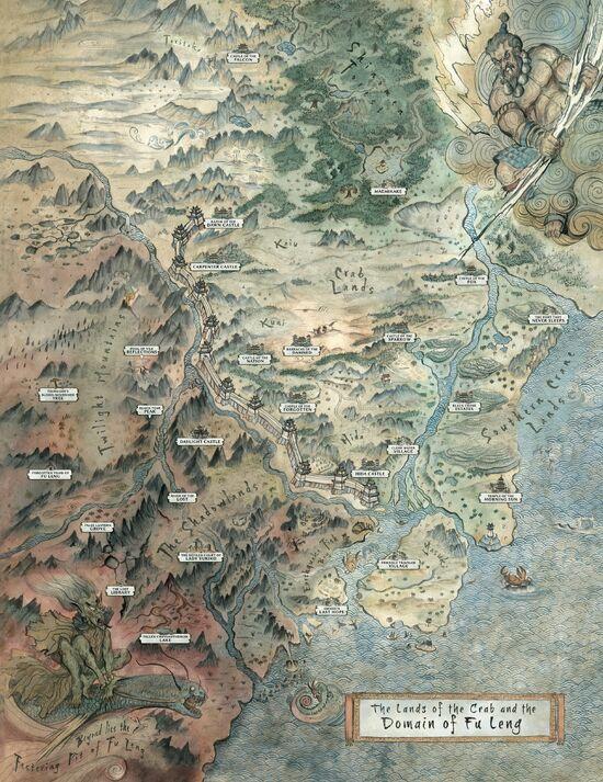 Fu Leng's Domain