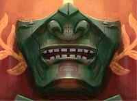 Mempo of the Emerald Champion