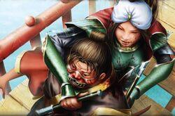 Aranai kills Katsuta