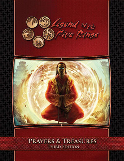 Prayers and Treasures