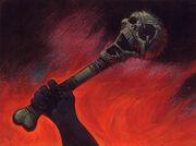 Dairya's Cackling Skull
