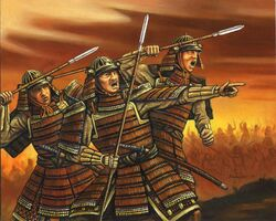Lion Elite Spearmen