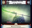 Sinister Bisento of the Spider/card