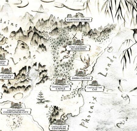 Lands of the Phoenix Clan (TCG)