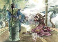 Sunetra meets with Naseru