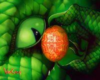 Egg of P'an Ku