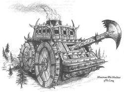 Monstrous War Machine of Fu Leng 2