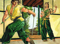 Swordmaster Dojo