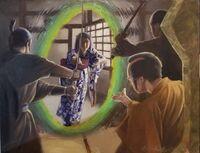 Kaede flees with Toturi