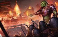 Dark Naga Siege of the Second City