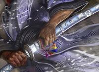 Kakita's Sword