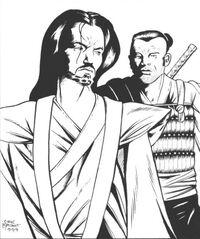 Tokei and Morito