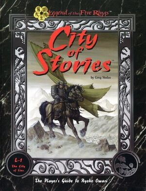 City of Stories; The Player's Guide