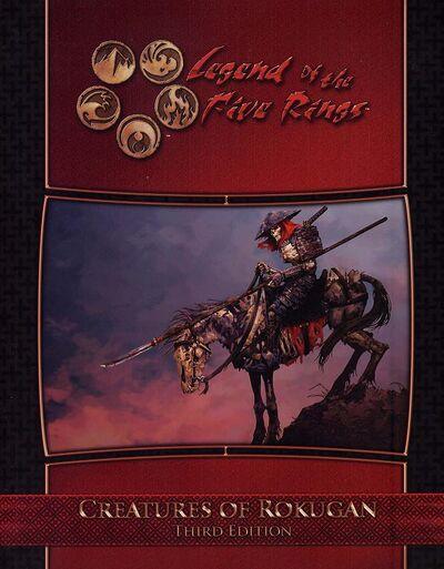 Creatures of Rokugan, Third Edition
