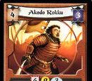 Akodo Rokku/card