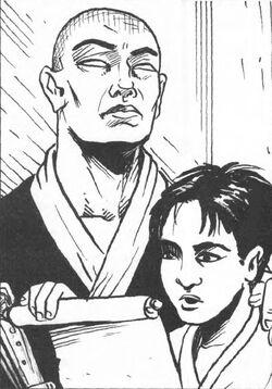 Asako Ochiyo with Takao
