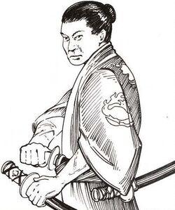 Kakita Tsoburo