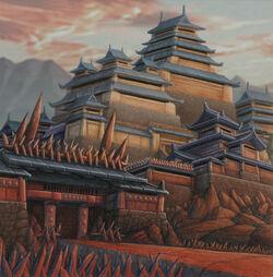 Razor of the Dawn Castle