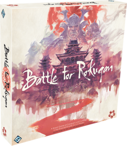 Battle for Rokugan cover