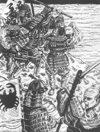 Crane-Crab War