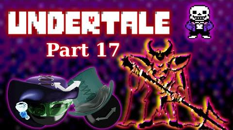 Undertale We need more EXP for our Level Of Violence!!! -Part 17-