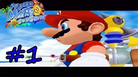 Super Mario Sunshine - Part 1