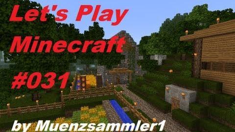 Let's Play Minecraft 031 Der Eierwerfer