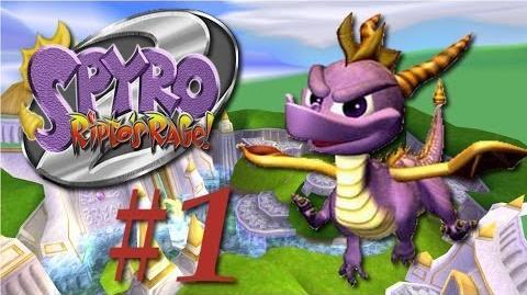 Spyro 2 Ripto's Rage! - Part 1 - A Dragon in Avalar?