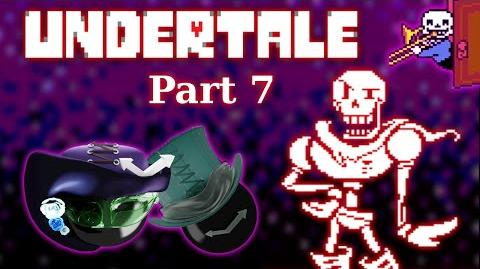 Undertale We Could Never Love Papyrus As Much As Papyrus Loves Papyrus -part 7-