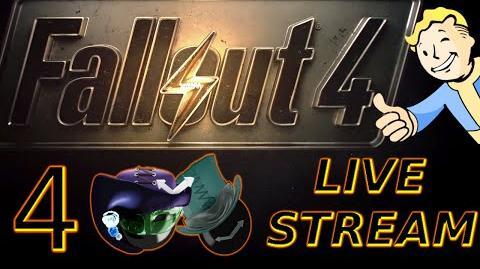 Kill Clock Apocalypse streams Fallout 4! (Live stream 4)
