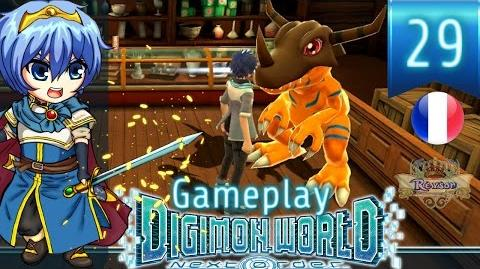 Let's Play FR Digimon World Next Order - Gameplay PS4 Français - Recruter Greymon ! 29