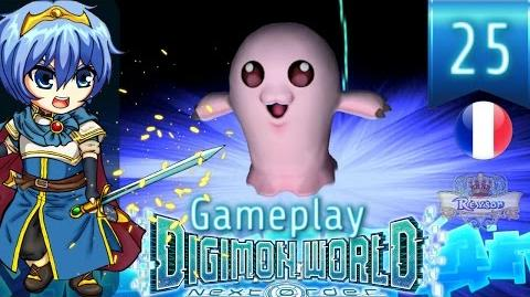 Let's Play FR Digimon World Next Order - Gameplay PS4 Français - Naissance de Pierrot Motimon ! 25