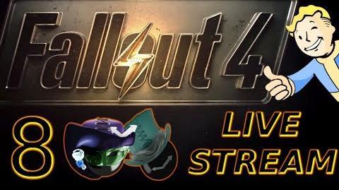 Kill Clock Apocalypse streams Fallout 4! (Live stream 8)