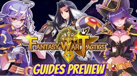 Fantasy War Tactics Moon Island