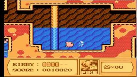 Let's Play Kirby's Adventure Part 1 World 1