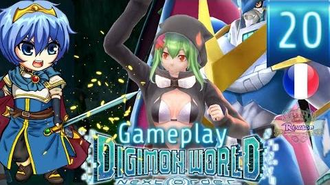 Let's Play FR Digimon World Next Order - Gameplay PS4 Français - Direction Cap Mod ! 20