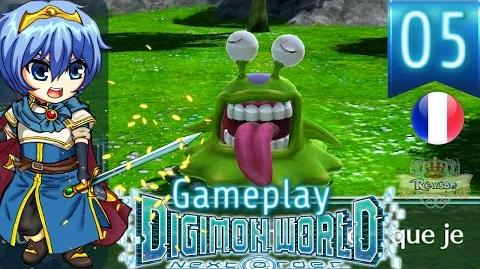 Let's Play FR Digimon World Next Order - Gameplay PS4 Français - Recruter Numemon ! 5