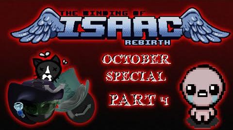 The Binding Of Isaac Rebirth Isaac & Chill w Penetration Shots! -part 4-