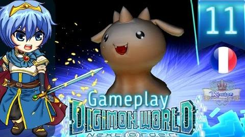 Let's Play FR Digimon World Next Order - Gameplay PS4 Français - Naissance de Darky Kokomon 11